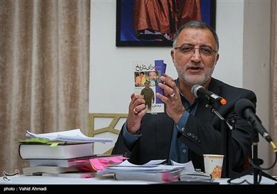 علیرضا زاکانی، نماینده سابق مردم تهران