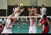 شهرداری ارومیه پیروز دربی والیبال ارومیه
