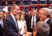 جزئیات بازدید پادشاه اسپانیا از غرفه گردشگری ایران/ ابراز تمایل فیلیپ ششم برای سفر به ایران