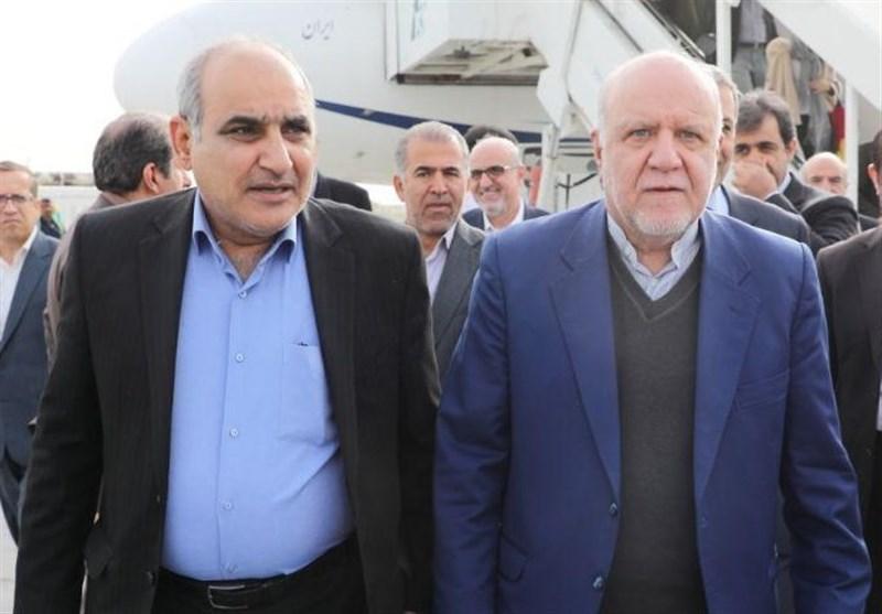 وزیر نفت در بوشهر: روند اجرایی فازهای 13 و 22 تا 24 پارس جنوبی تسریع میشود