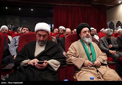 دومین اجلاسیه مجمع اساتید صالحین کشور-مشهد