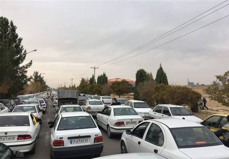 پارکینگ 200 هکتاری با ظرفیت 80 هزار خودرو ویژه مراسم نیمه شعبان فراهم شد