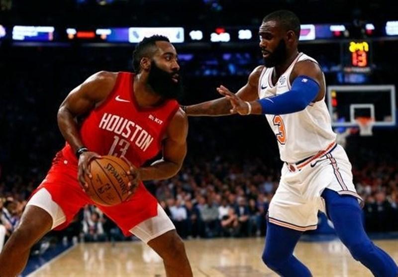 لیگ NBA|تاندر و راکتس حریفان خود را شکست دادند/ هاردن 42 امتیاز گرفت