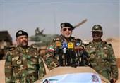 فرمانده نزاجا: رزمایش بزرگ اقتدار 97 نیروی زمینی ارتش از فردا آغاز میشود