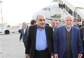 بوشهر سفر وزیر نفت به عسلویه و بررسی فازهای پارس جنوبی به روایت تصویر