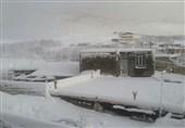 تداوم بارش برف در 15 استان/ هشدار وقوع کولاک برف و بهمن