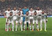 صعود 7 پلهای تیم ملی فوتبال ایران در تازهترین ردهبندی فیفا