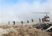 اخبار رزمایش|اجرای عملیات تاخت در نوار ساحلی مکران توسط تیپ 223 نیرو مخصوص نزاجا