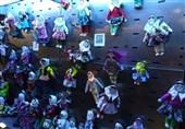 بقچه ایرانی با محوریت عروسکهای بومی احیاء شد + تصاویر