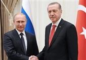 """گفتگوی تلفنی اردوغان و پوتین و پیشنهاد اعزام """"نیروی حفاظت بینالمللی"""" به فلسطین"""