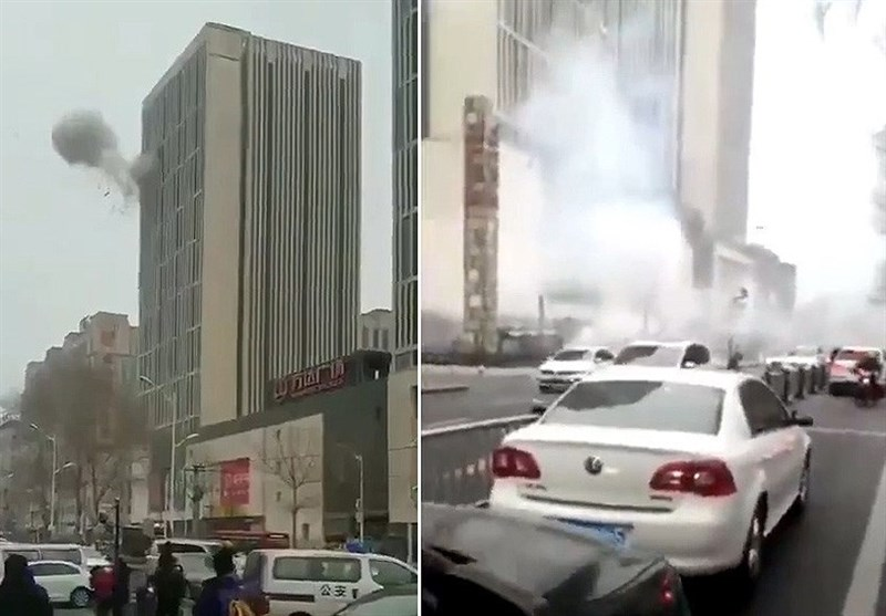 Double Explosions Rock High-Rise Shopping Mall In China's Changchun (+Video)