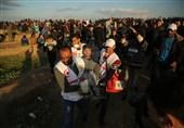 Hamas Lideri Heniyye'nin De Destek Verdiği Yürüyüşde 11 Filisitinli Yaralandı