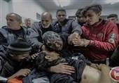 Gazze'deki Gösterilerde Yaralanan Bir Filistinli Şehit Oldu