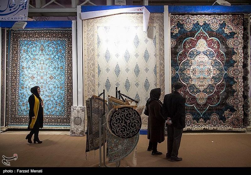 نمایشگاه فرش و لوستر در کرمانشاه برپا میشود