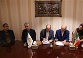 امضای تفاهم نامه همکاری میان کمیته ملی المپیک و پژوهشگاه تربیت بدنی و علوم ورزشی