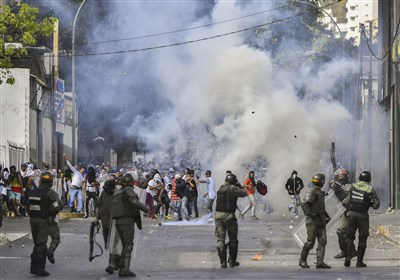17 Arrested in Venezuela Attempted Coup