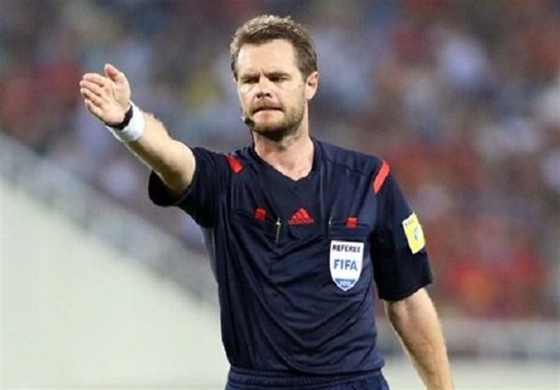 Chris Beath to Referee Sharjah v Persepolis