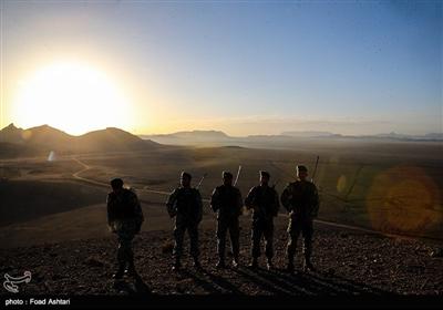 رزمایش اقتدار 97 نیروی زمینی ارتش