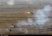 رزمایش نیروی زمینی ارتش پایان یافت