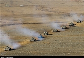 Army Launches Drill in Northwest Iran