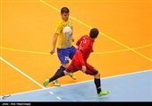 Friendly: Iran U-20 Futsal Team Loses to Russia