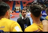 برکناری حسنزاده از سرمربیگری سوهان محمدسیما