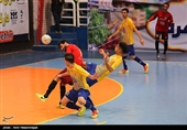 لیگ برتر فوتسال| برتری سوهان محمدسیما و ارژن و توقف سنایچ