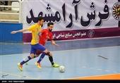 لیگ برتر فوتسال| توقف خانگی سوهان محمدسیما و برتری ارژن در آغاز هفته بیستم