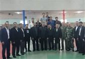 تیم ارتش قهرمان مسابقات جودوی سربازان نیروهای مسلح شد