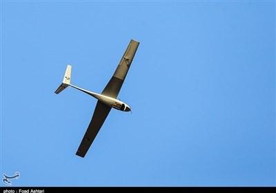 اجرای عملیات گشت هوایی پهپادهای نزاجا در مرزهای شمالشرق با حضور امیر حیدری