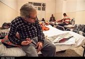 توزیع 4300 بسته بهداشتی در گرمخانههای تهران