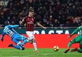فوتبال جهان| میلان با 6 غایب به مصاف ناپولی میرود