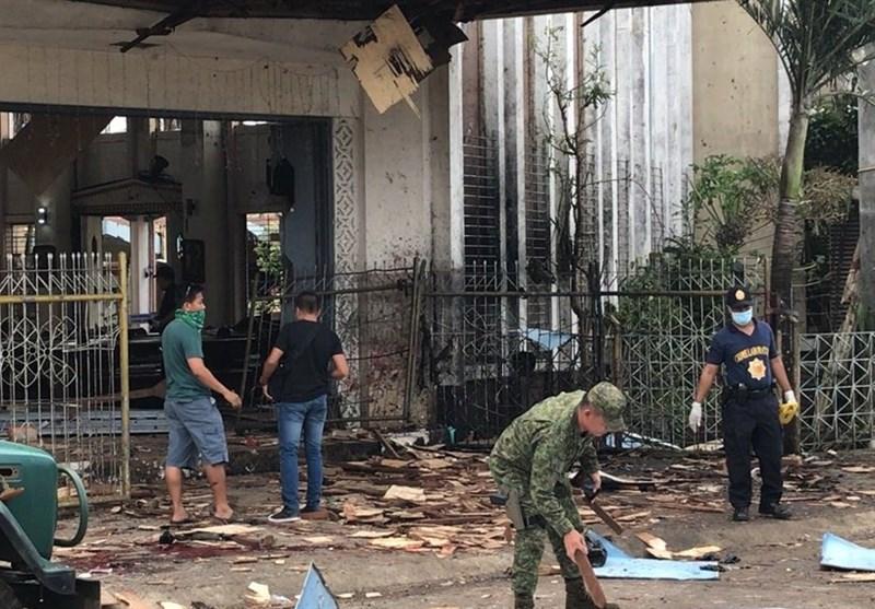 25 Killed, 77 Injured in Twin Blast Targeting Philippines' Church (+Photos)