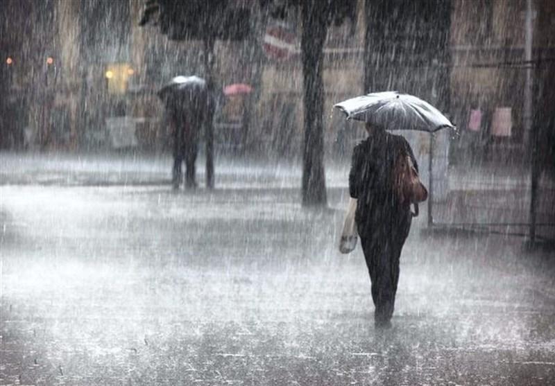 آخرین وضعیت بارشهای ایران/کاهش شدت بارشها در هفته نخست اسفند+جدول