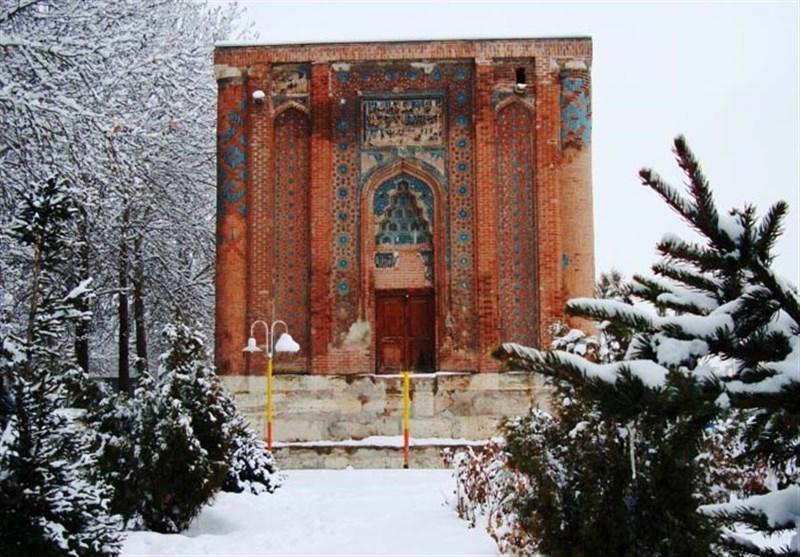 Ghaffarieh Dome of Maragheh, Iran