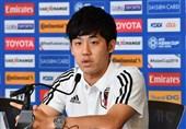 بازیکن ژاپن: در بازی مقابل ایران باید مالکیت توپ و میدان را در اختیار داشته باشیم/ حریفمان تیمی سطح بالاست