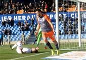 فوتبال جهان| صعود مونپولیه به رده ششم با غلبه بر کان