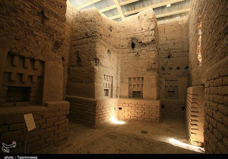 Nushijan Citadel, Hamedan, Iran