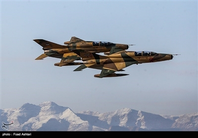 ایرانی فورسز کے اقتدار-97 فوجی مشقوں کا اختتام