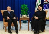 رایزنی حکیم و مسجدی درباره روابط ایران و عراق/ مخالفت مجدد با تحریمهای یکجانبه