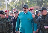 Maduro Thanks Iran for Helping Venezuela Overcome US Sanctions
