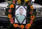 کهگیلویه و بویراحمد| پیکر شهید حادثه تروریستی ماهشهر در باشت تشییع شد+تصاویر
