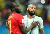 فوتبال جهان| دعوت لوکاکو از تیری آنری برای بازکشت به تیم ملی بلژیک