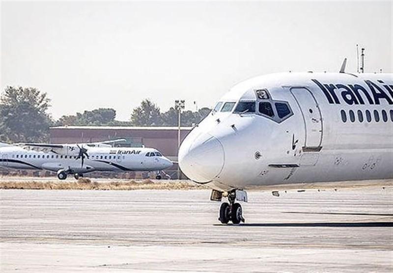 مسیرهای رشت و تبریز به پروازهای فرودگاه گرگان اضافه شد