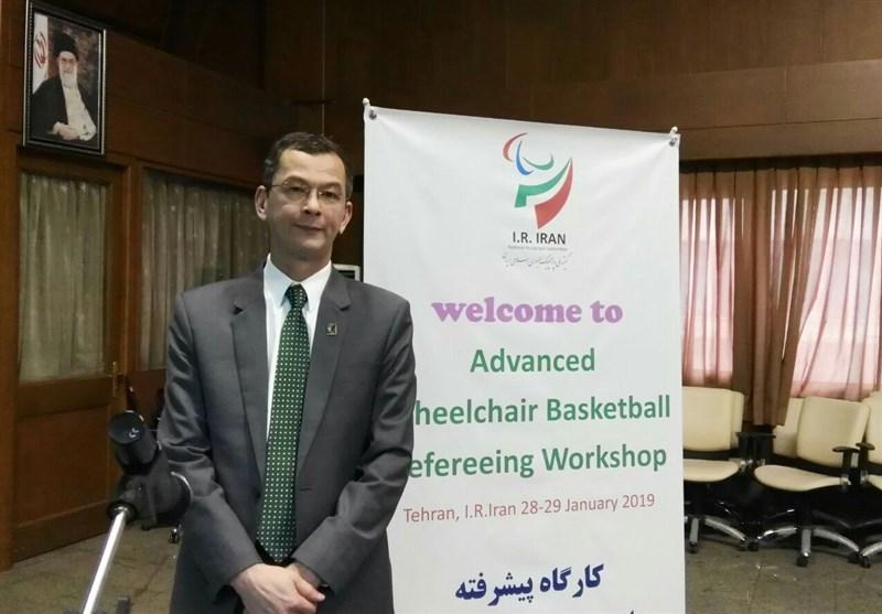 دبیرکل فدراسیون جهانی بسکتبال با ویلچر: ما از پارالمپیک حذف نمیشویم/ از درخواست میزبانی ایران خوشحال میشوم