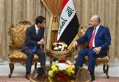 دیدار فرستاده ویژه رئیس جمهور کره جنوبی با برهم صالح