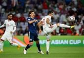نیمه اول دیدار ایران - ژاپن از نگاه آمار
