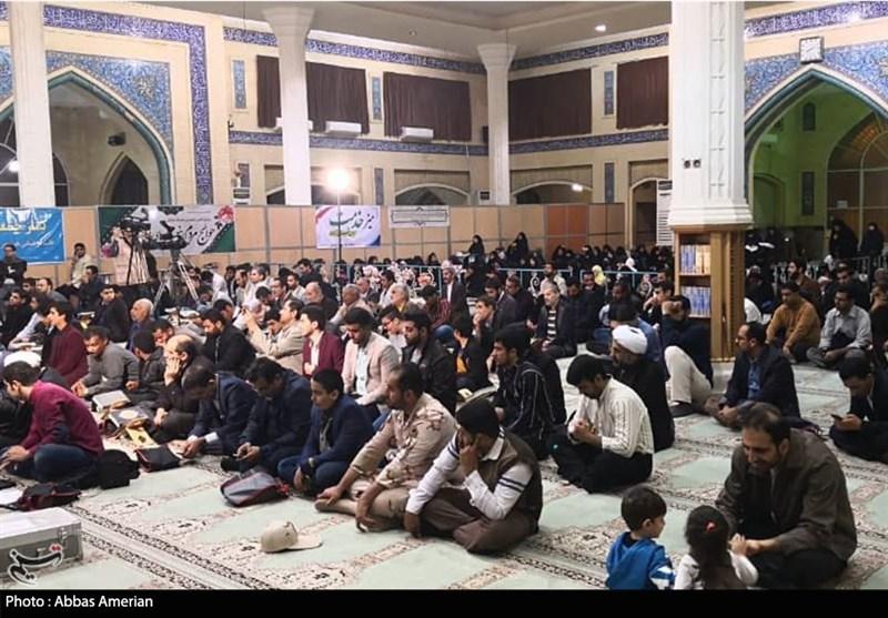 نگاهی به سفر کاروان قرآنی انقلاب به خوزستان؛ روشنگری با آیههای نور هدف اصلی کاروان قرآنی انقلاب اسلامی است