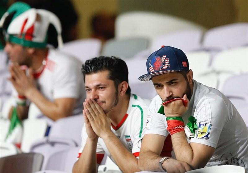 گزارش خبرنگار اعزامی تسنیم از امارات|خداحافظی با ورزشگاه العین + عکس