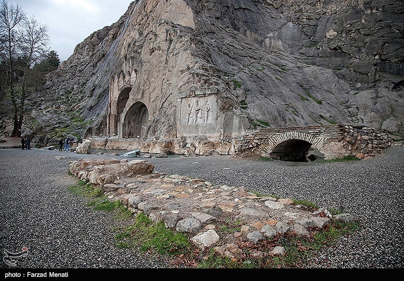 Taq-e Bostan Historical Site in Western Iran - Tourism news